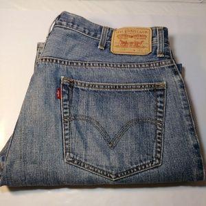 Levis blue jeans!!!!